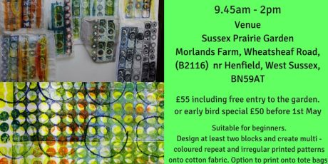 Fabric Printing with Amanda Duke