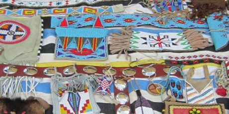Spirit of the West & the Blackfoot Lodge