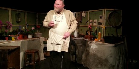 Old Herbaceous – a one man play by Alfred Shaughnessy