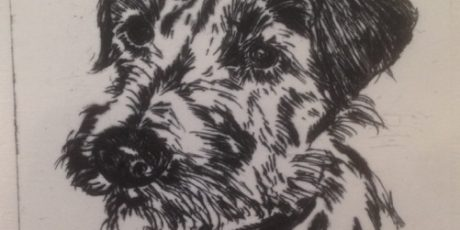 Drypoint Etching with Emma Taylor