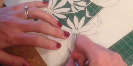 Papercutting with Emma Taylor