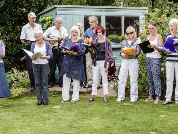 Singtastic Sunday with Pyecombe Choir