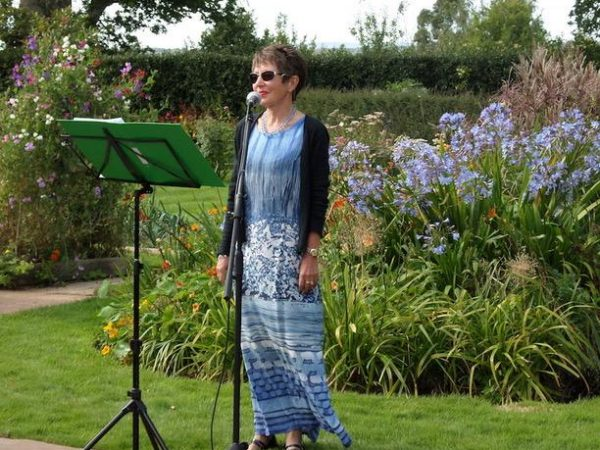 Summer Afternoon Jazz with Katharine Collett