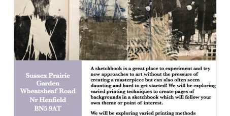 Printed Sketchbook Skills with Emma Taylor