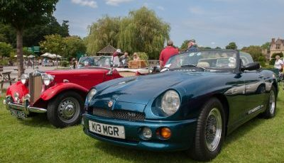 Epsom MG Owners Club Rally