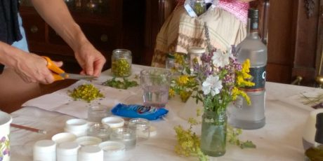 Practical Magic – healing herbs with Nalini