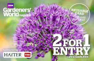 Gardeners' World 2 for 1.