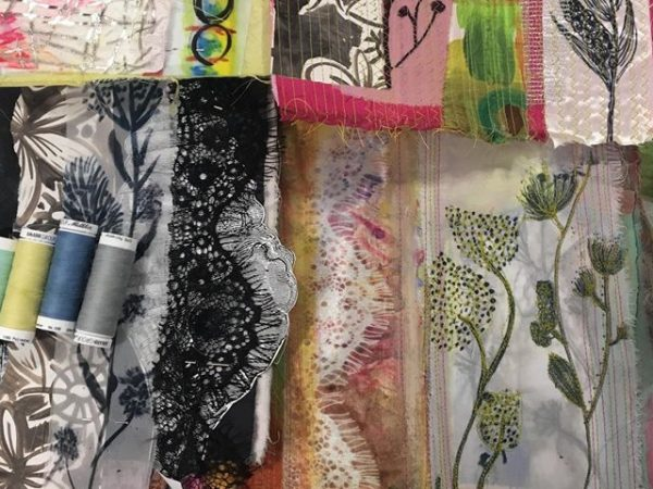 Paper cloth, plant & print with Hilary Philips
