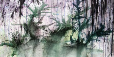 Experimental Watercolours with Emily Jolley