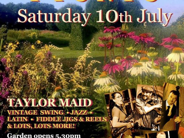 The Garden Of Musical Delights Picnic with Taylor Maid